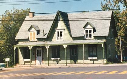 La Maison Verte | L'histoire de la maison