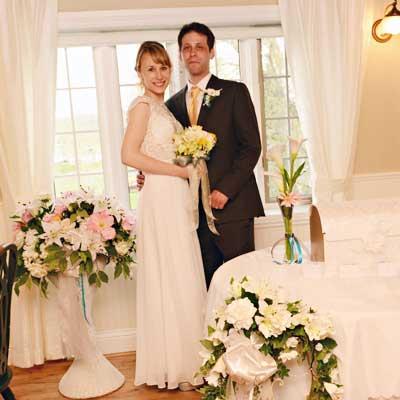 La Maison Verte | Just married