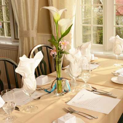 La Maison Verte | Wedding decoration