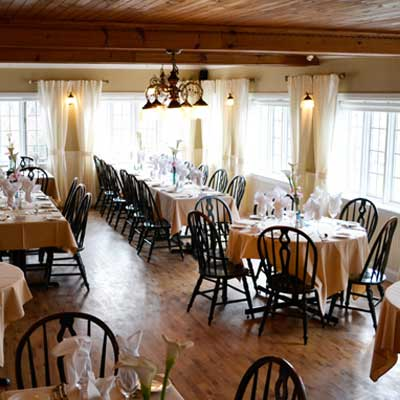 La Maison Verte | Wedding Reception Room